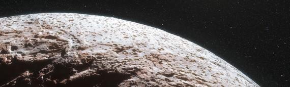 Astrónomos de la UA participaron en estudio de Makemake
