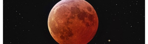 ¡Acompáñanos a observar el próximo eclipse lunar!