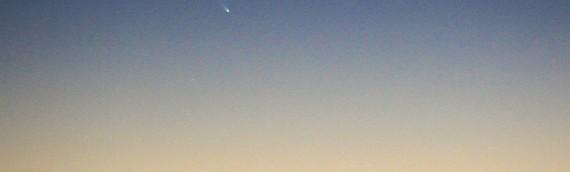 El cometa ISON y otras efemérides astronómicas