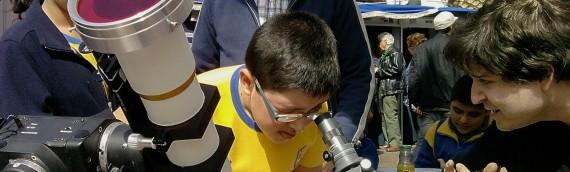 La Unidad de Astronomía te invita a ser parte del staff