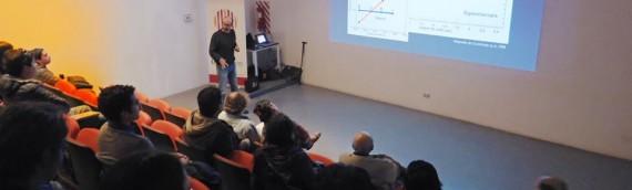 """La Unidad de Astronomía y Biblioteca Regional de Antofagasta, te invitan a la charla pública """"Los Desafíos astronómicos del siglo 21"""""""