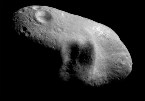 Space Asteroid Mining