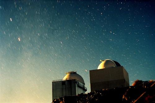 Domos en Observatorio La Silla.