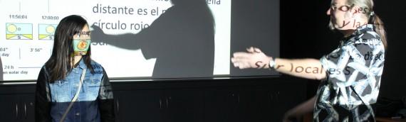 Alumnos de Baquedano participaron en última charla 2014