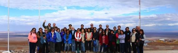 La Unidad fue parte de la Primera Cumbre Chileno-Estadounidense de Educación en Astronomía