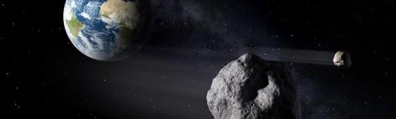 UAUA te invita a conocer más sobre Asteroides Cercanos a la Tierra