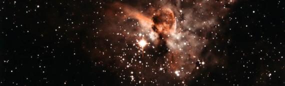 Primera luz en Ckoirama, observatorio estatal bajo cielos del norte