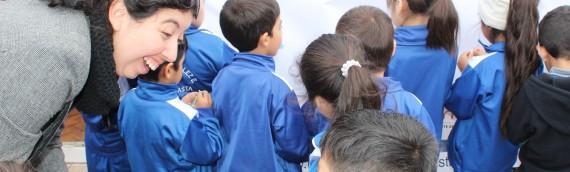 Párvulos de la Escuela Humberto González visitan la Unidad