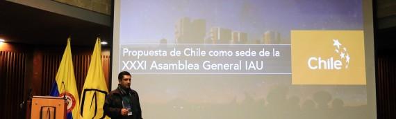 Miembro de la Unidad participó en firma de constitución del Nodo Andino