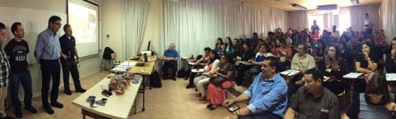 Finaliza con éxito taller intensivo de astronomía para profesores de la Región