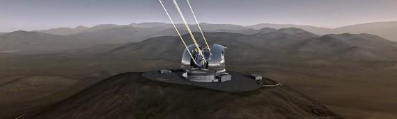 Científicos regionales participan en desarrollo para el telescopio más grande del mundo