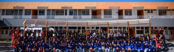 Unidad de Astronomía presente en Campamento Chile Va!