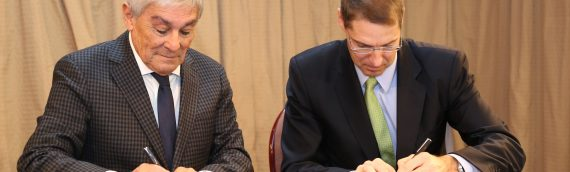 Convenio UA-Escondida permitirá expandir Observatorio Ckoirama