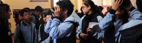 Ya se inauguró la muestra «TAO, sobre los hombros de los Andes»