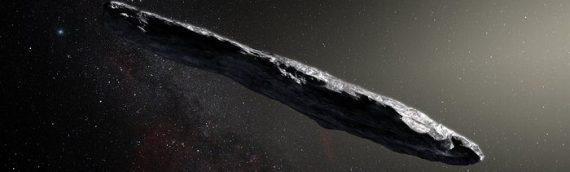 En estos cinco años, ¡comentemos las últimas noticias del espacio!