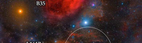 Publicado un modelo 6D de la formación estelar en Orión