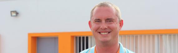 Jeremy Tregloan-Reed: desde la NASA a CITEVA