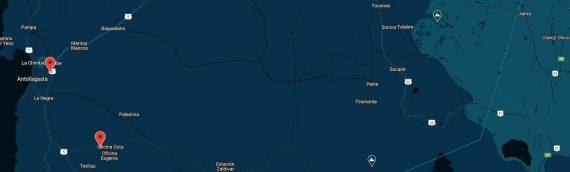Conoce la nueva web educativa y mapa astronómico regional